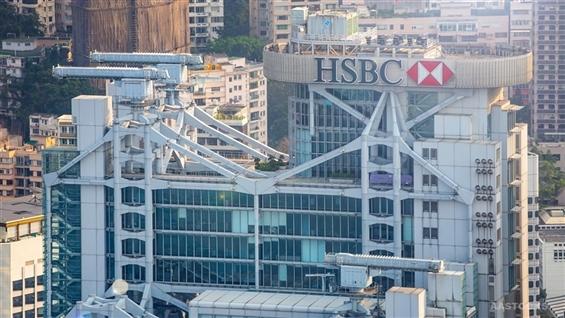 HSBC HOLDINGS Mgmt Shaken